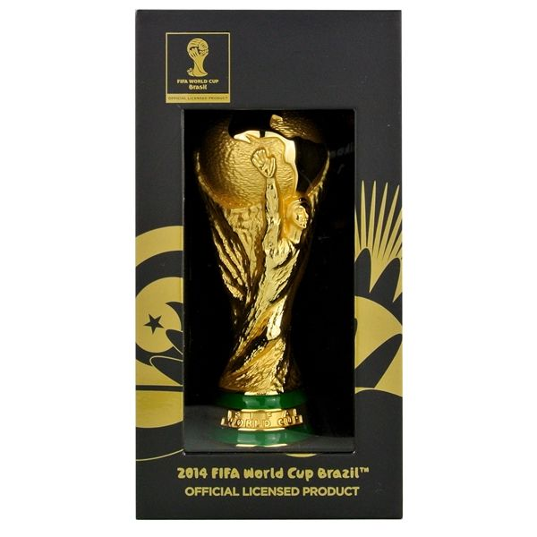 2014 Fifa World Cup Brazil Tm Trophy Replica This Is The Last Pin I Will Ever Post In This Board World Soccer Shop Fifa World Cup