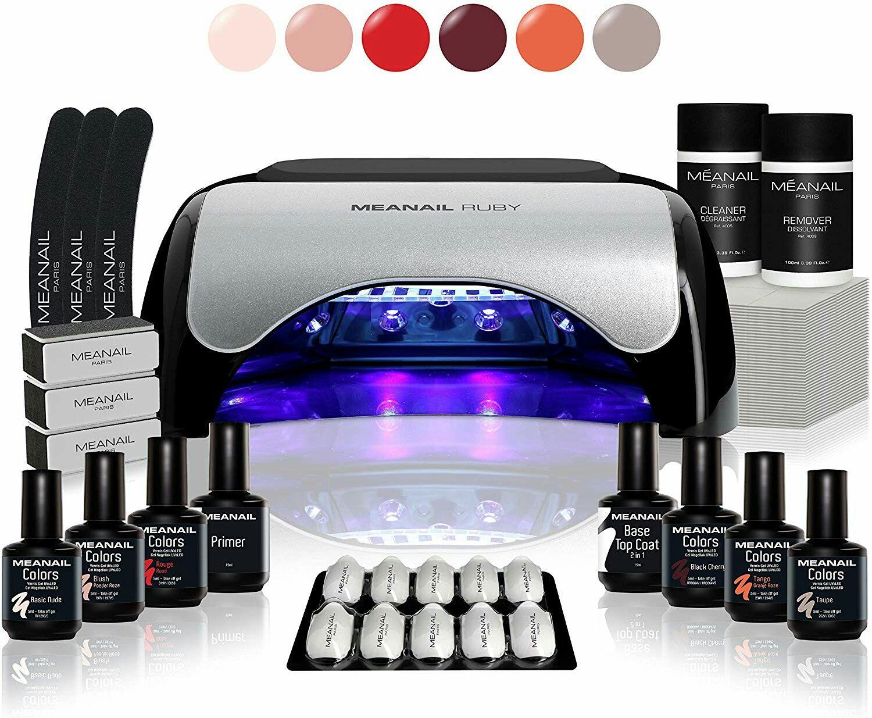 Kit Manucure Lampe Uv Led Ruby 48w Ruby C Est La Rolls Royce