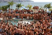 A look back at the pure insanity of spring break, presented by Getty Images.