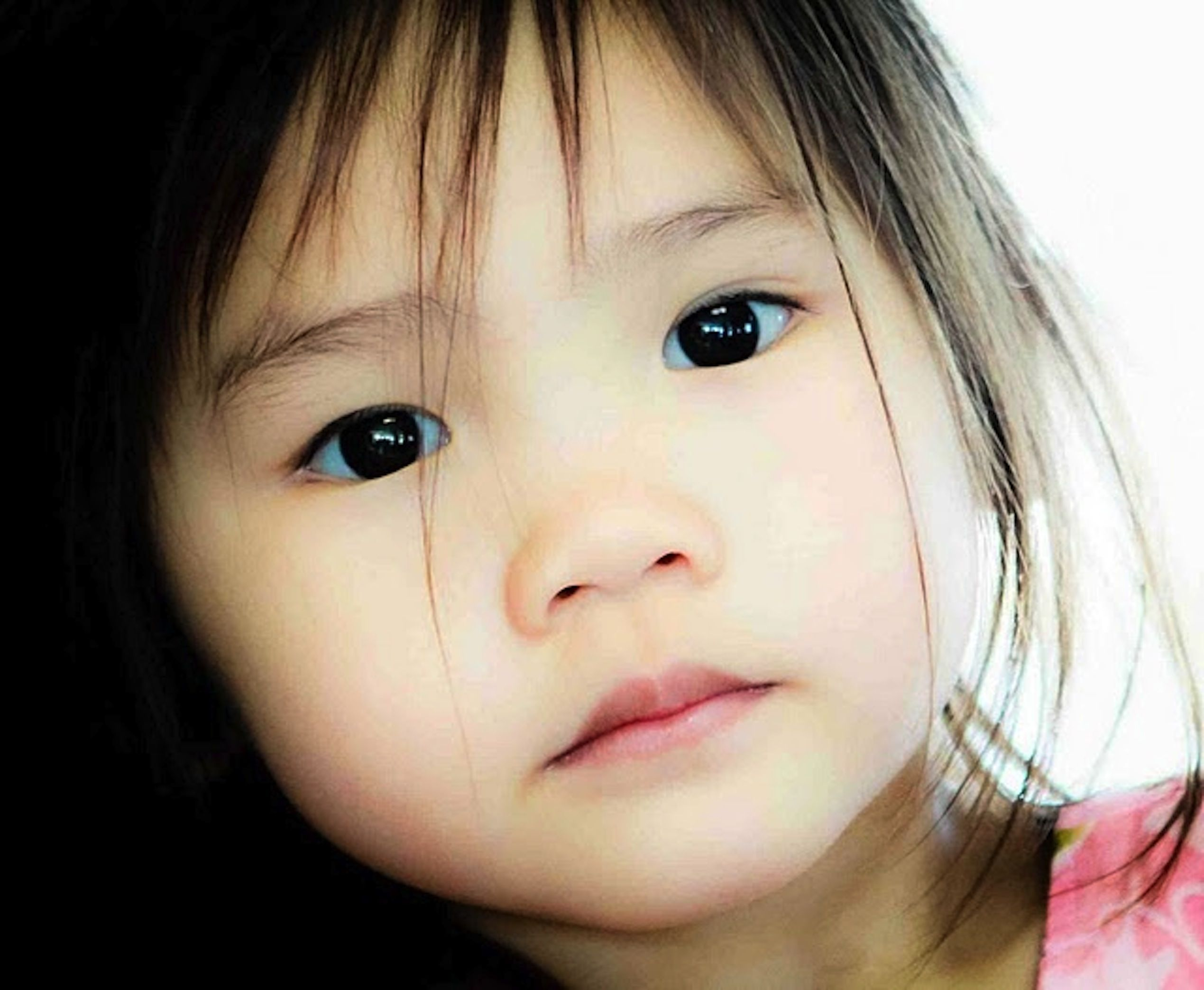 What An Delightful Chinese Face  Faces 2 - All Stunning -4412