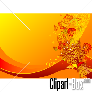 CLIPART AUTUMN BACKGROUND