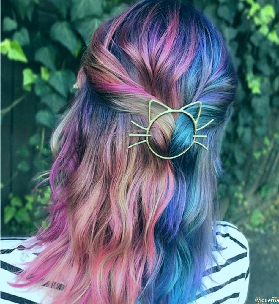 26 colori di capelli primaverili più luminosi per le donne ...