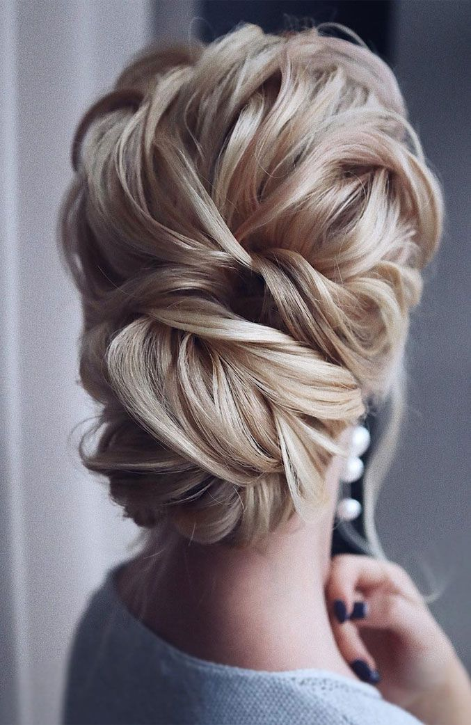 Gorgeous Wedding Hairstyles For The Elegant Bride is part of Braided hairstyles updo, Hair up styles, Hair styles, Long hair styles, Chic hairstyles, Bridal hair updo - Finding a wedding hairstyle is not that easy as there are so many factors to consider  Some of these factors include shape of the face, wedding gown, theme of wedding, wedding jewelry, and the bride's personal style
