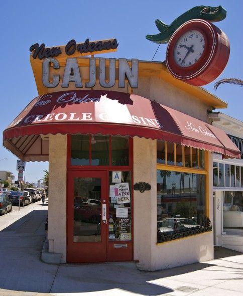 Cajun Corner New Orleans New Orleans Restaurants Bars