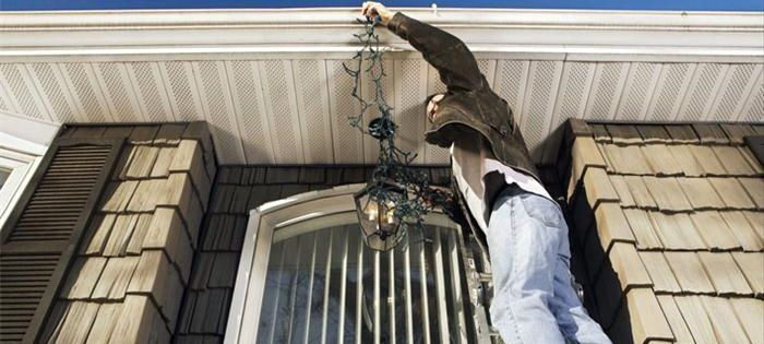How to hang christmas lights tips for every season pinterest how to hang christmas lights mozeypictures Choice Image
