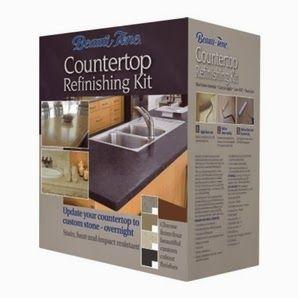 Embrace Creative Beauti Tone Countertop Refinishing Kit Review