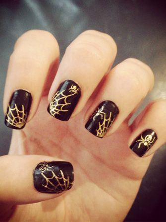 Halloween Nail Art Designs Cute Ideas On Instagram Manicure