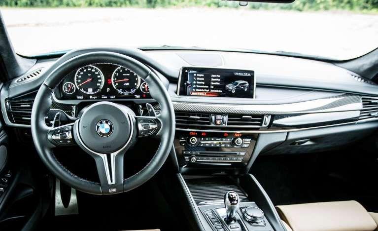 2018 Bmw X5m Interior Unique New