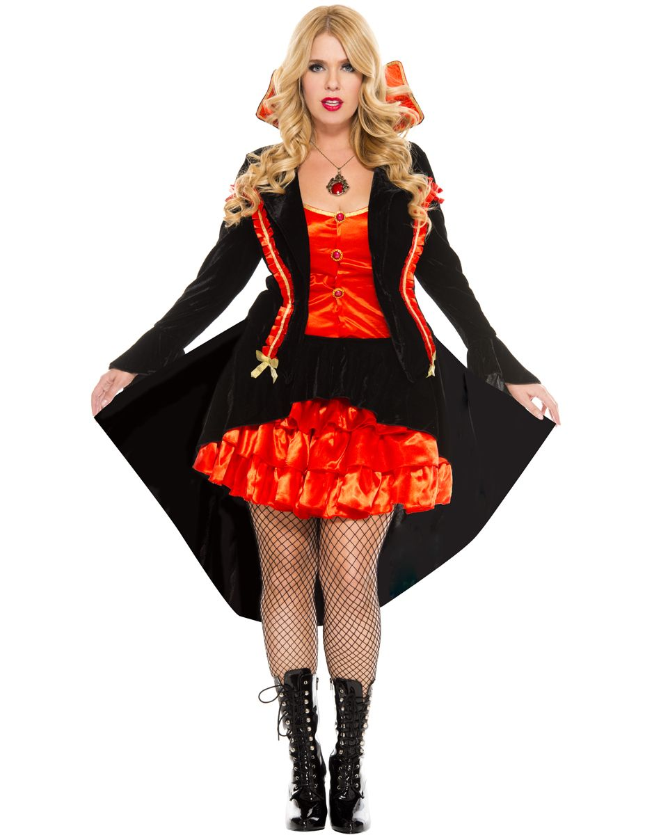 Vampire Countess Plus Size Womens Costume – Spirit ...