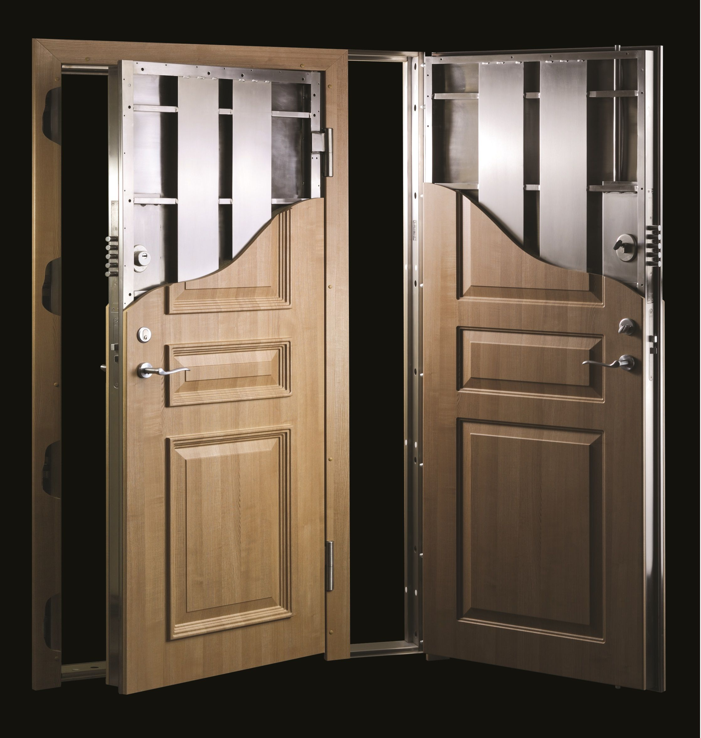 High Security Doors With Unlimited Architectural Design Options Security Door Residential Entry Doors Residential Front Doors