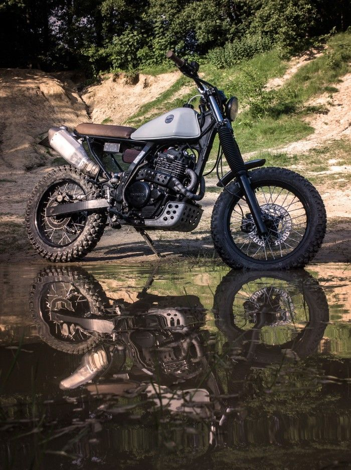 "1989 Honda NX650 ""Dominator"" by Outsiders Motorcycles"