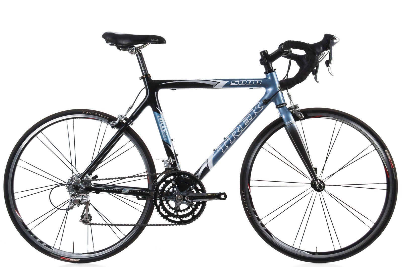 2005 Trek 5000 Wsd Women S Road Bike 51cm Small 650c Carbon Shimano Ultegra Road Bike Women Road Bike Bike