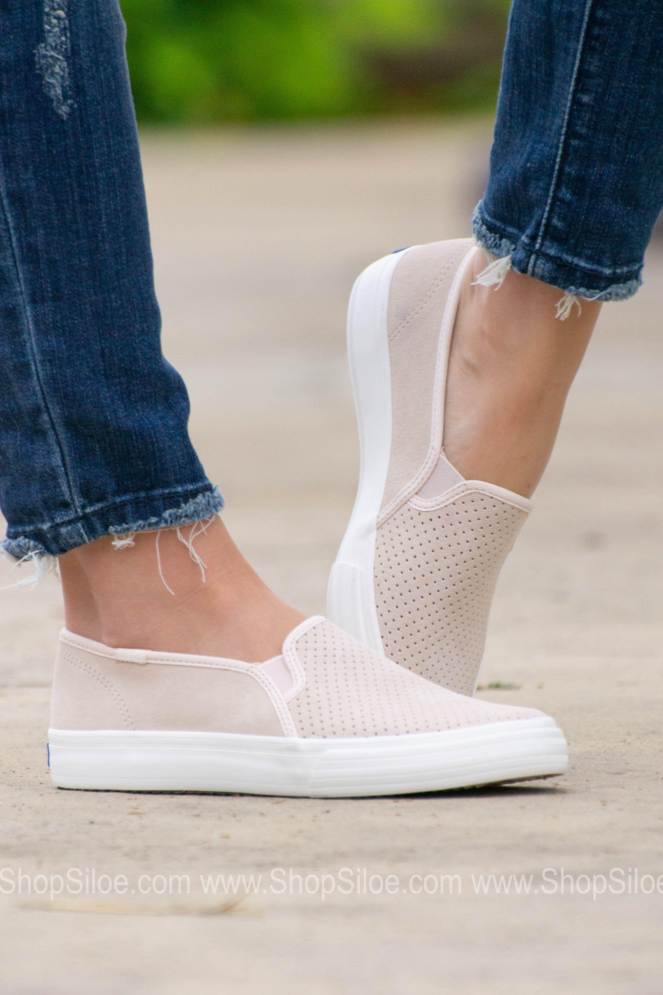 60472e28c30e Keds Double Decker Suede Shoes
