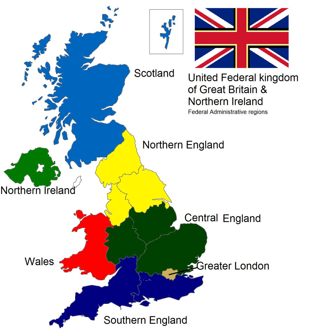 England is a country it is the largest of the four