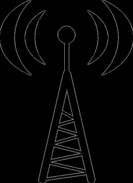 Imagen Gratis En Pixabay Torre Antena De Radio Antenas Internet De Las Cosas Radio