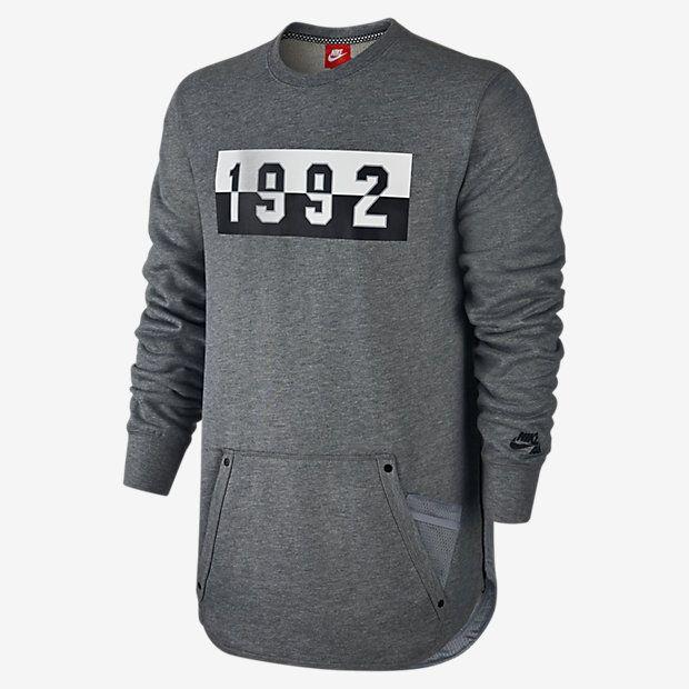 ogromny zapas szukać cienie Bluza męska Nike Air Crew | inspiration | Nike men ...
