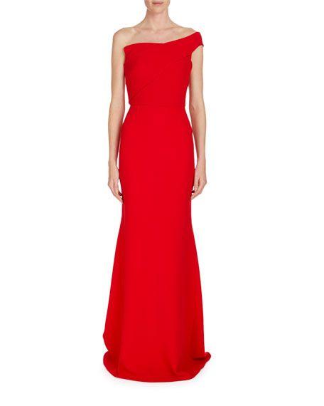 Roland Mouret Electra Crepe Dress   ModeSens