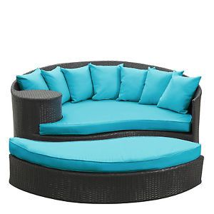 Patio Wicker Sofa Set Garden Lawn Yard Pool Outdoor Deck Furniture