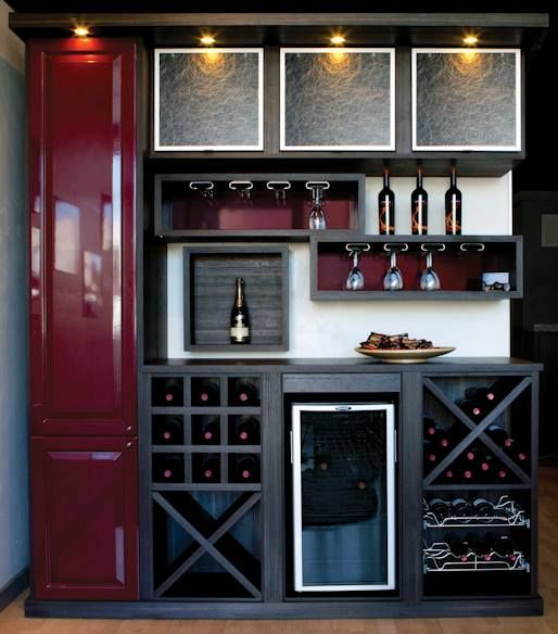 Basement Bar Conceptual Would Need Glass Sliding Doors: Pin By Charleston Style & Design Magazine On Home/Building