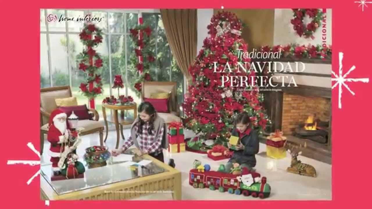 nuevo catálogo navidad alrededor del mundo 2015 de home interiors de