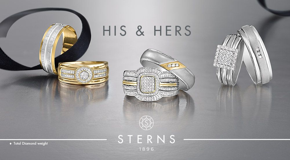 Sterns Sterns Christmas Catalogue Engagement Rings