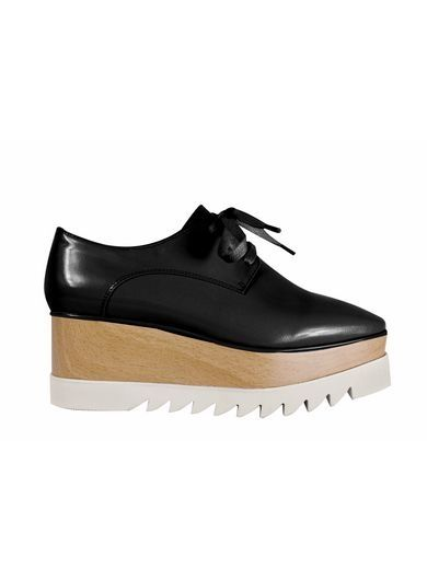 74d5a282de faux stella mccartney britt kicks Oxford Platform, Platform Sneakers,  Latest Street Fashion, Oxfords