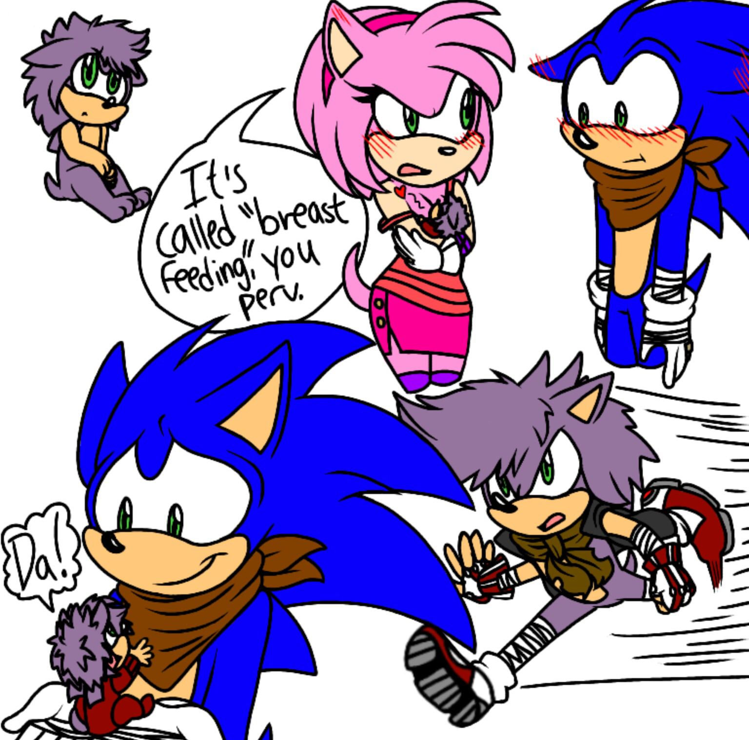 Not Mine With Images Sonic Sonic Fan Characters Sonic Funny