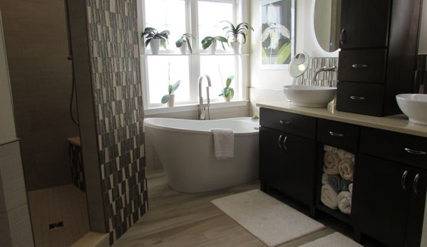 Master Bathroom Remodel In Frederick By Talon Construction Near Me - Bathroom construction near me