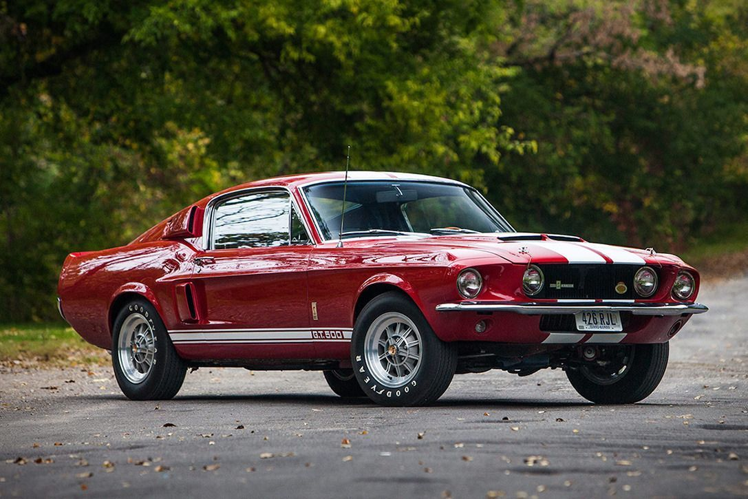 Utwo 1967 Shelby Gt500 Fastback C Mecum Muscle Cars N Chicks Classic Cars Shelby Gt500 Vintage Muscle Cars