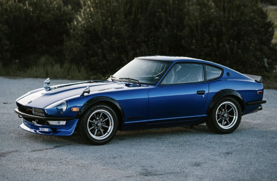The Best Vintage And Classic Cars For Sale Online Bring A Trailer Datsun 240z Nissan Z Cars Datsun