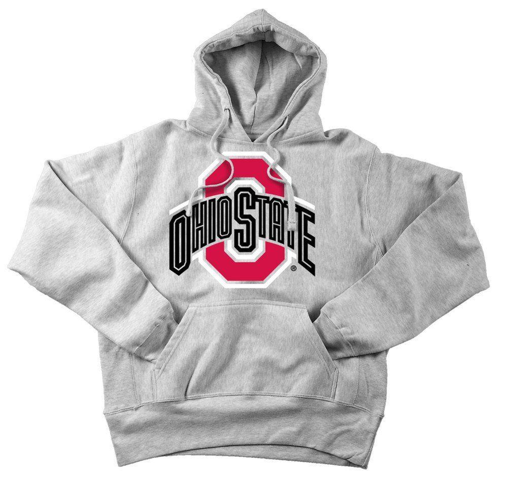 Ohio State Buckeyes Mens Hooded Sweatshirt Icon Gray Click On Image Hooded Sweatshirt Men Sweatshirts Hooded Sweatshirts [ 950 x 1001 Pixel ]