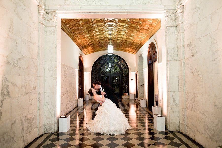 Vibiana || Los Angeles Wedding by Samuel Lippke Studios + Beth Helmstetter Events  Read more - http://www.stylemepretty.com/2012/04/16/los-angeles-wedding-by-samuel-lippke-studios-beth-helmstetter-events/