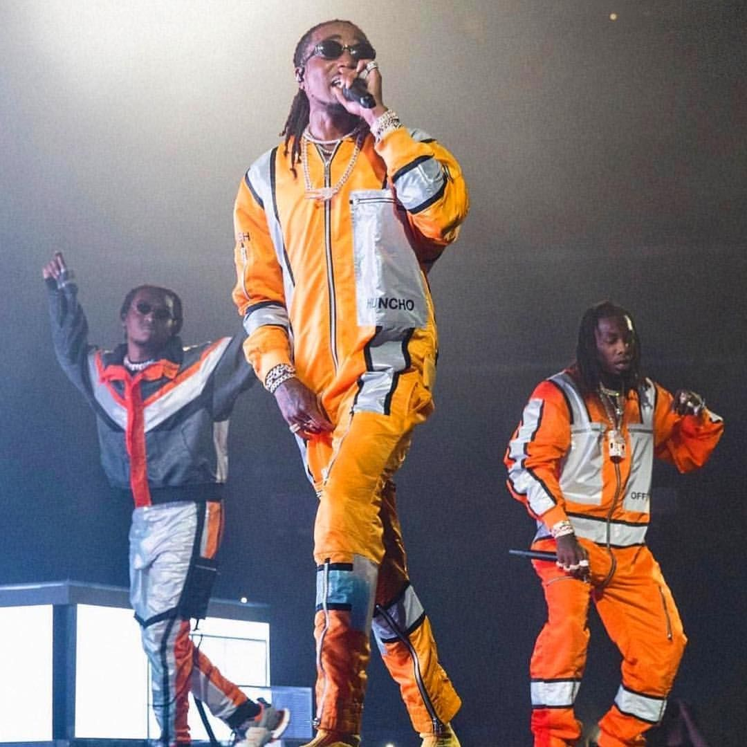 Yoon On Instagram Migos In Customized Ambush Official Outfits