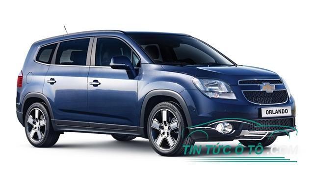 Cập Nhật Gia Xe Chevrolet Mới Nhất Thang 8 2017 Sieu Xe Việt