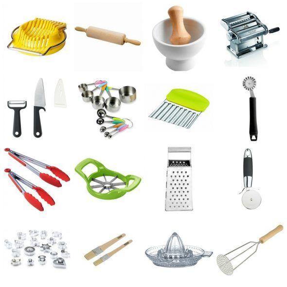 Vita pratica Montessori: accessori di cucina per bambini http://www ...
