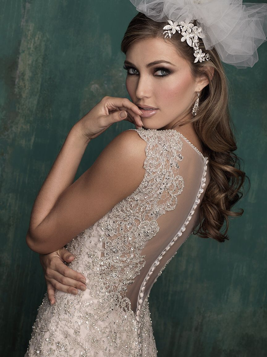 Allure Couture C343 Lori G Bridal Studio Derby | Allure Bridal Gowns ...