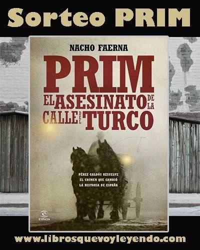 Libros que voy leyendo: Sorteo Prim