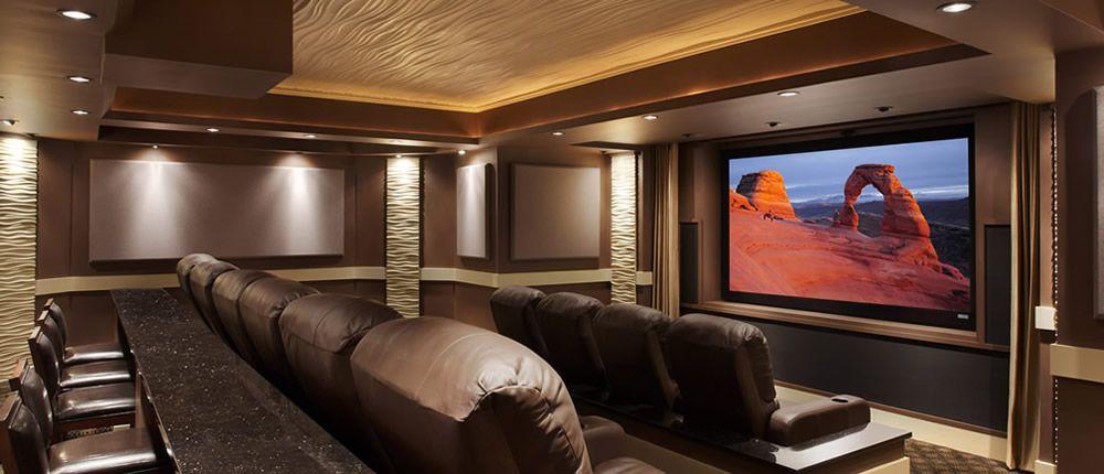 Custom Home theater in Northern Virginia   Encore Custom Audio   Custom Home theater in Northern Virginia. Custom Home Theater Design. Home Design Ideas