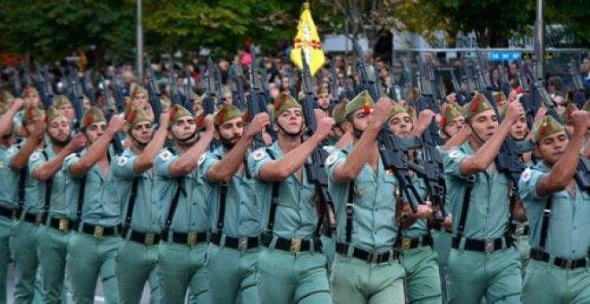 IU y ERC piden que se supriman los desfiles militares del 12 de octubre