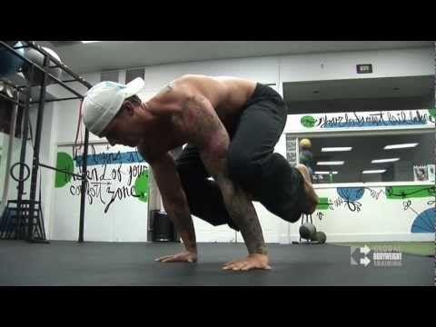 advanced frog stand variations tutorial  body weight