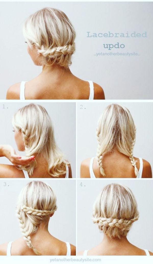 45 Kinderleicht Frisuren Tutorials Fur Das Arbeiten Von Moms Neue Besten Frisur Lange Dunne Haare Frisur Hochgesteckt Geflochtene Frisuren