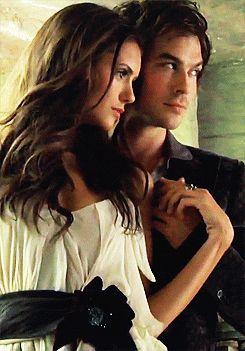 Nian - Nina Dobrev - Ian Somerhalder - The Vampire Diaries