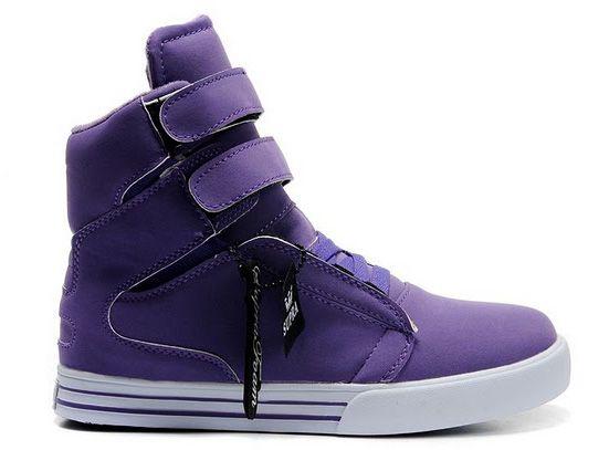 womens supra tk society purple