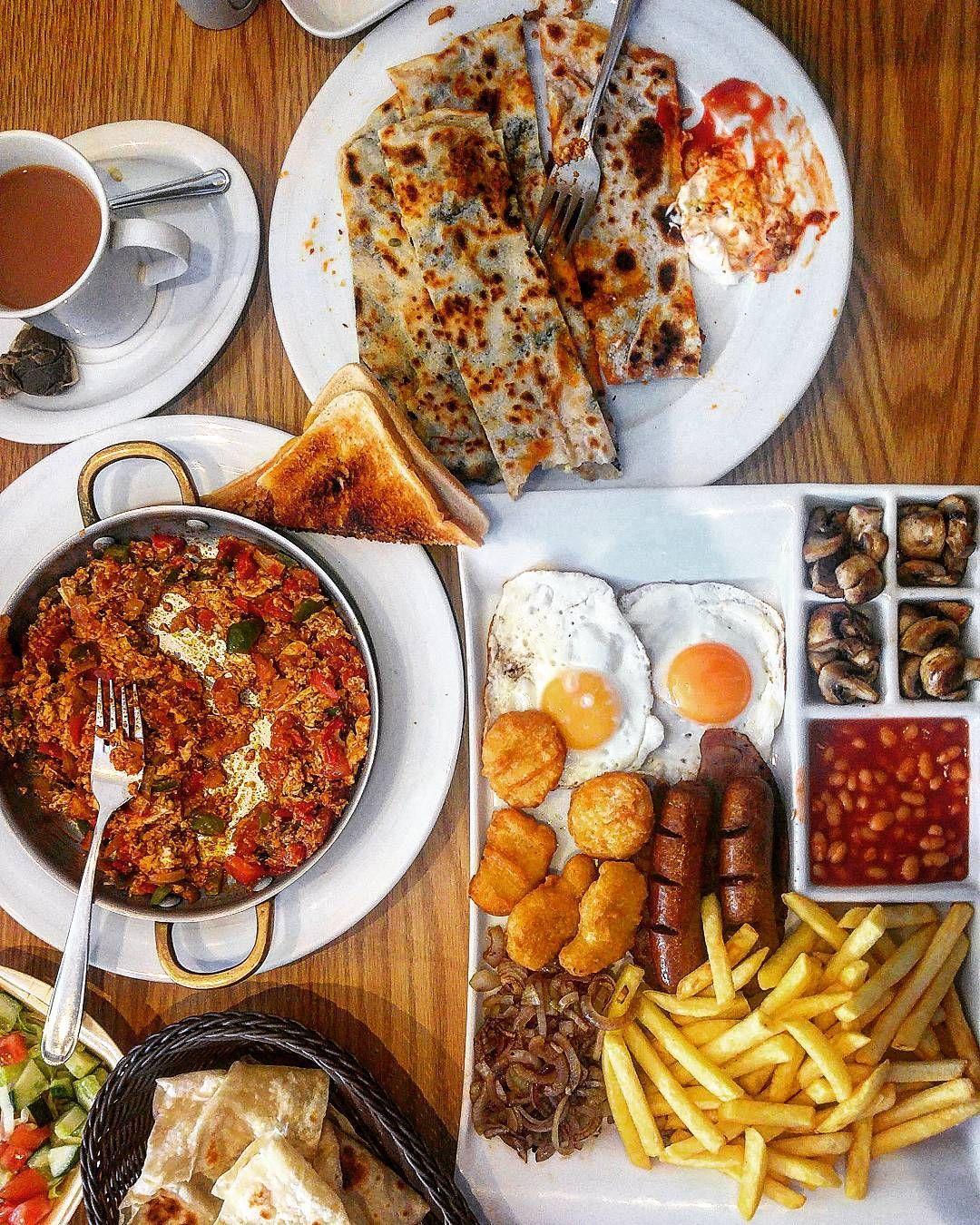 21 Halal Breakfast Places In London Halal Food Guy Halal Recipes Food Halal Breakfasts