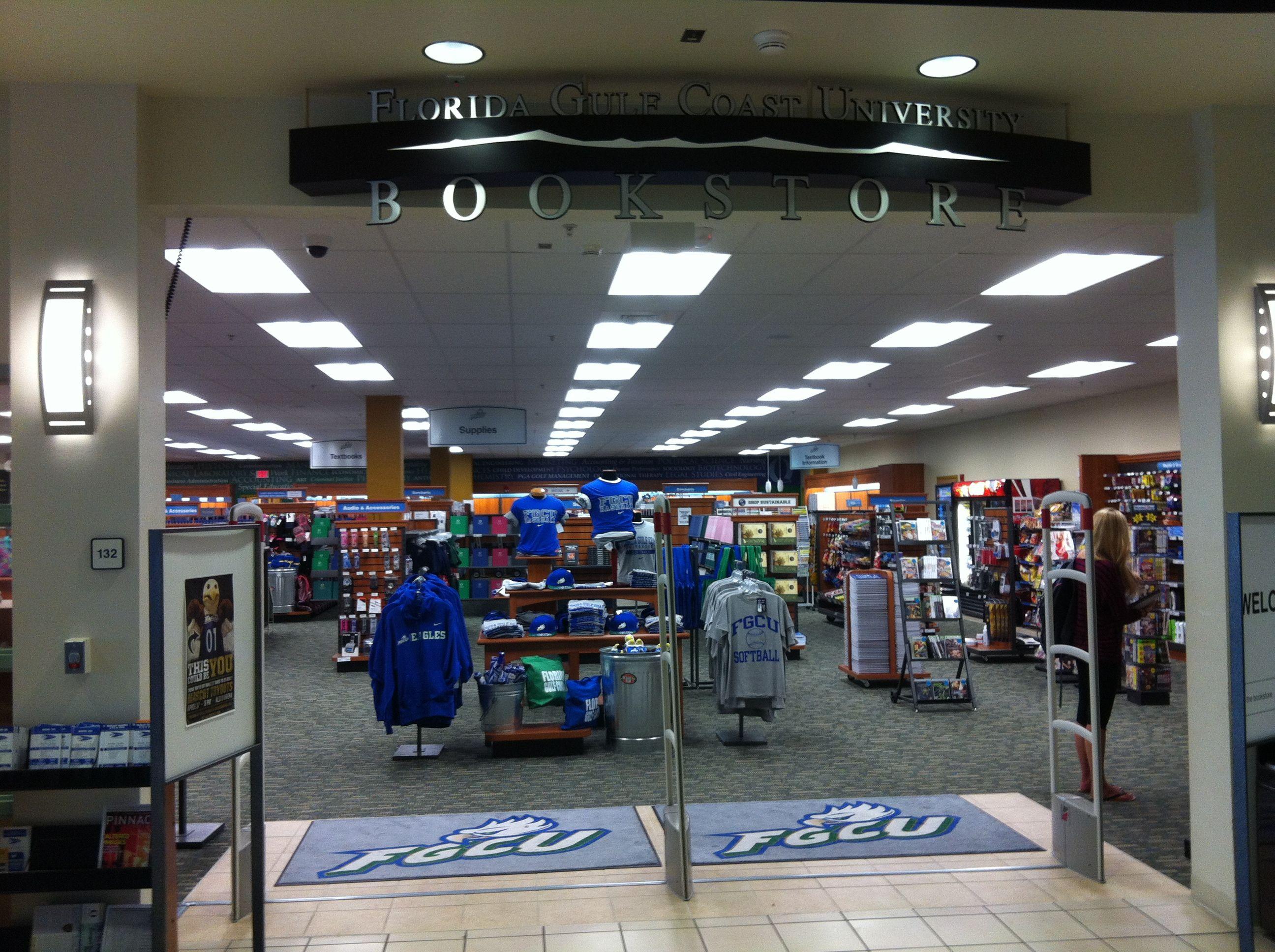 Florida Gulf Coast University S Bookstore Florida Gulf Coast University Gulf Coast Florida Florida