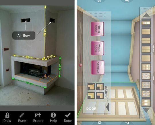 6 Interior Design Apps Offer Help With A Swipe Interior Design