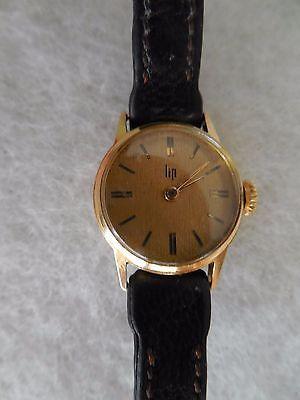 ancienne montre femme en or marque lip ebay montres anciennes pinterest. Black Bedroom Furniture Sets. Home Design Ideas