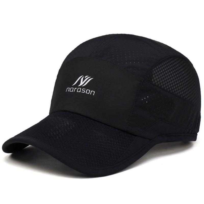 ee7aaae5b32  AETRENDS  2017 New Summer Baseball Cap Men or Women Mesh Caps Sunshade  Travel Hats Z-5078