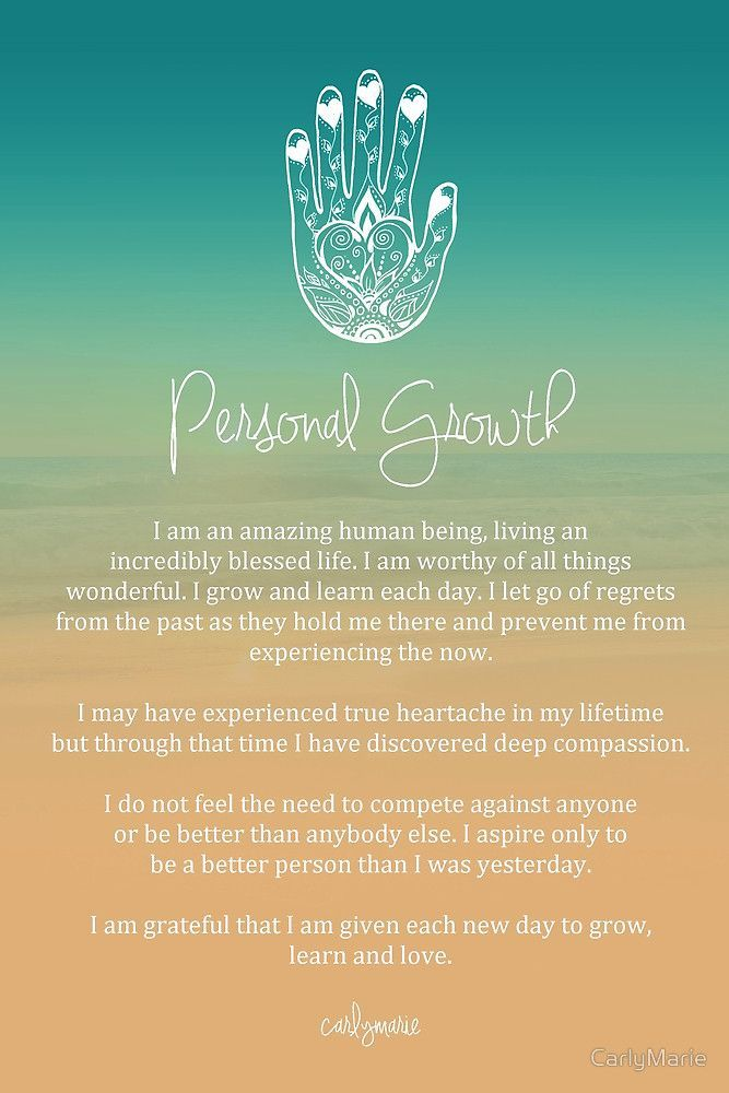 Self Growth Quotes Affirmation   Personal Growth by CarlyMarie | you got this  Self Growth Quotes