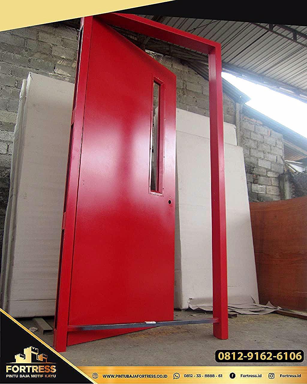 0812 9162 6106 Fortress Panic Door Hardware In 2020 Steel Doors Door Hardware Doors